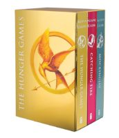The Hunger Games Boxed Set (Foil Edition)