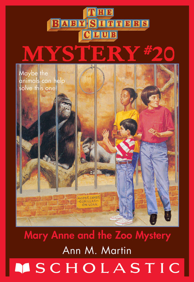 Ann M. Martin - Mary Anne and the Zoo Mystery