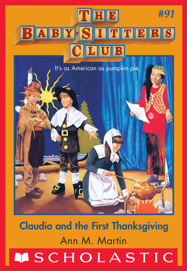 Ann M. Martin - Claudia and the First Thanksgiving