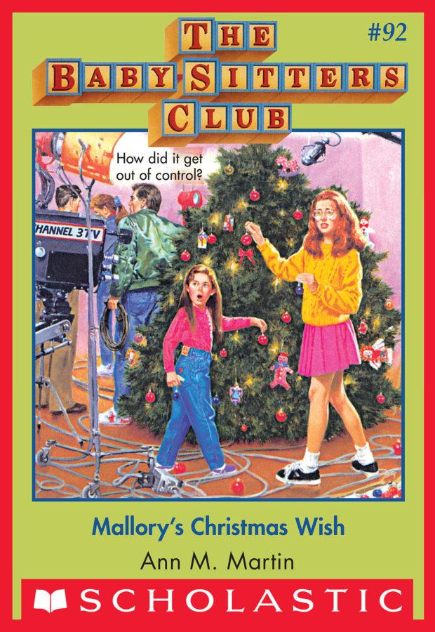 Ann M. Martin - Mallory's Christmas Wish