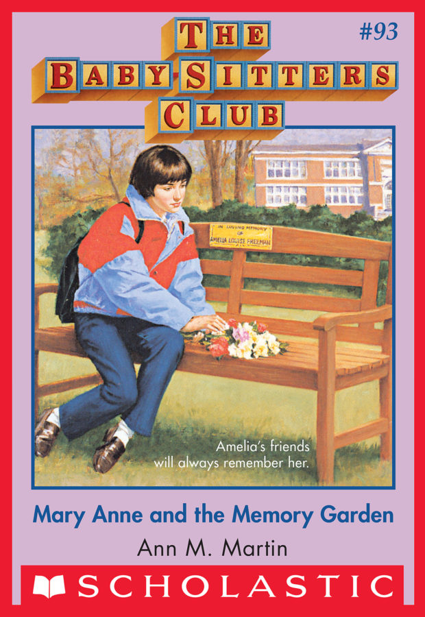 Ann M. Martin - Mary Anne and the Memory Garden