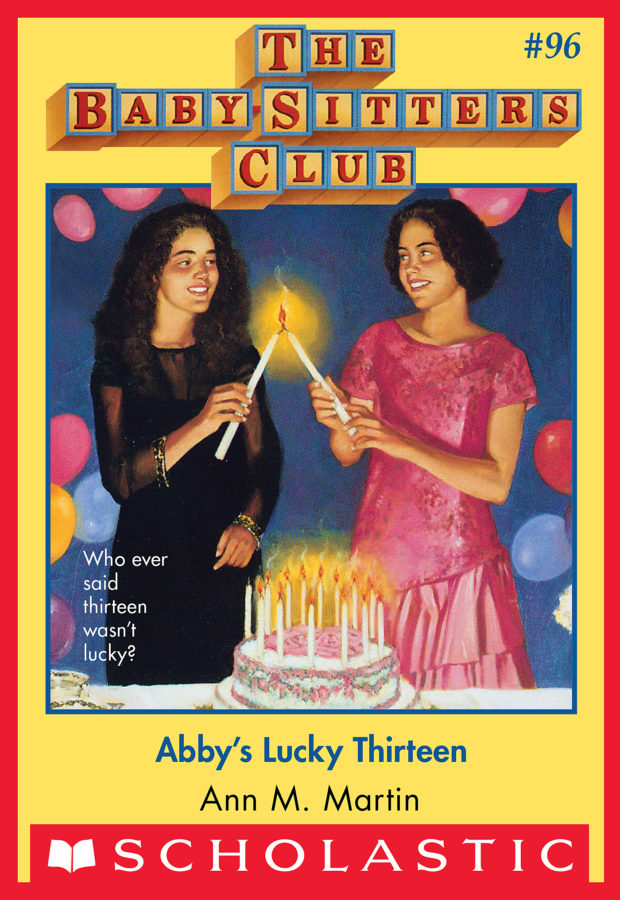 Ann M. Martin - Abby's Lucky Thirteen