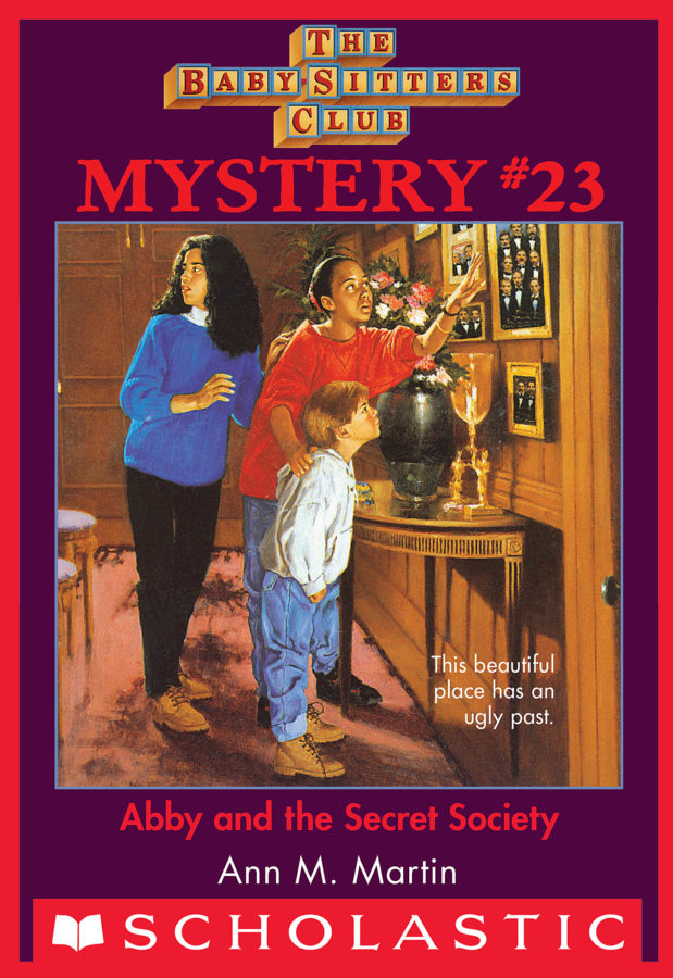 Ann M. Martin - Abby and the Secret Society