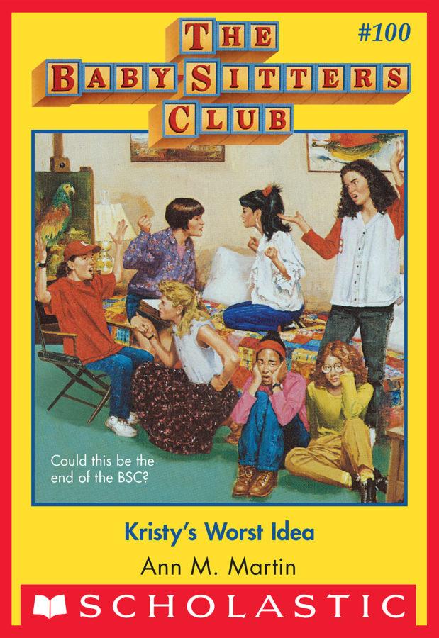 Ann M. Martin - Kristy's Worst Idea