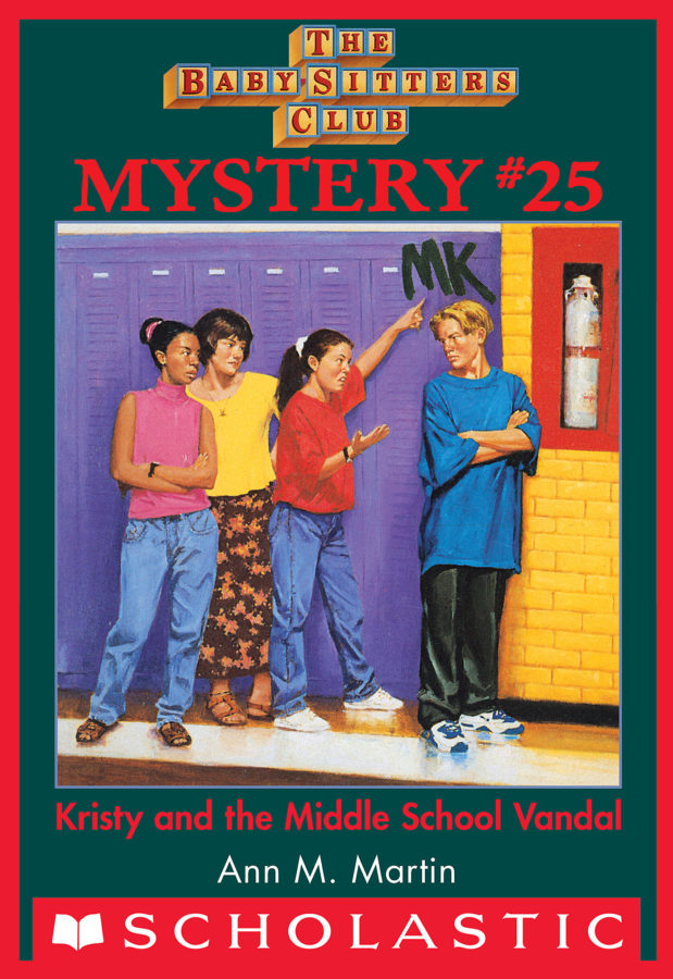 Ann M. Martin - Kristy and the Middle School Vandal