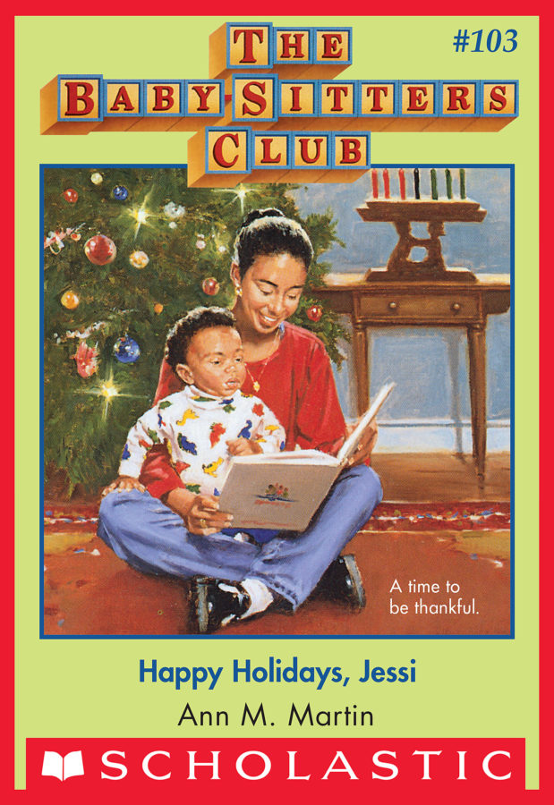 Ann M. Martin - Happy Holidays, Jessi