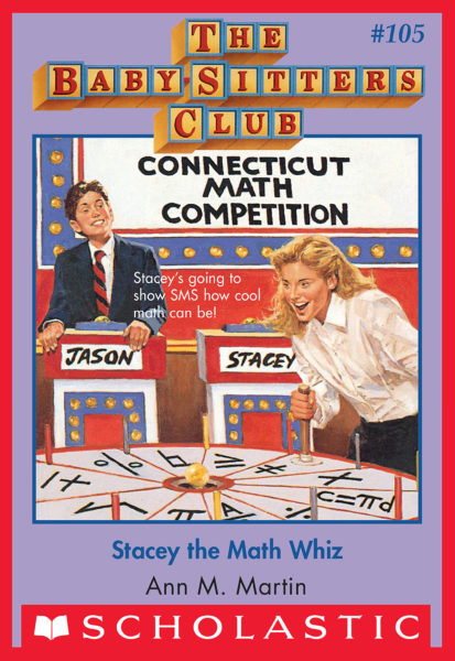 Ann M. Martin - Stacey the Math Wiz