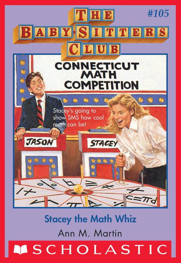 Ann M. Martin - Stacey the Math Wiz
