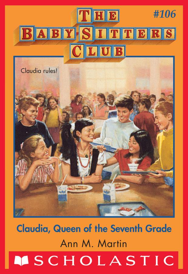 Ann M. Martin - Claudia, Queen of the Seventh Grade