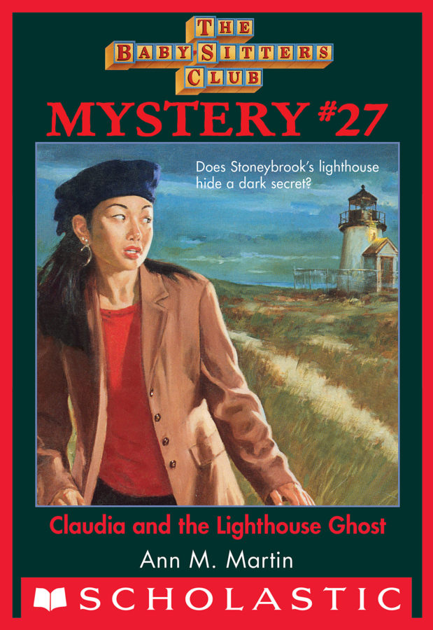 Ann M. Martin - Claudia and the Lighthouse Ghost