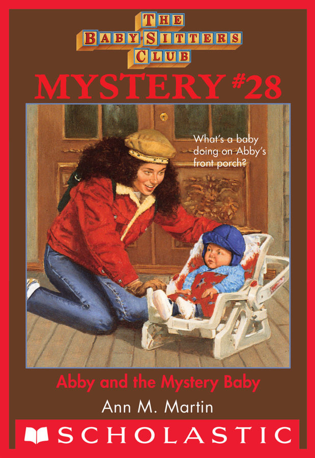 Ann M. Martin - Abby and the Mystery Baby