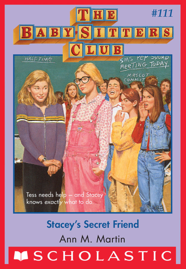 Ann M. Martin - Stacey's Secret Friend