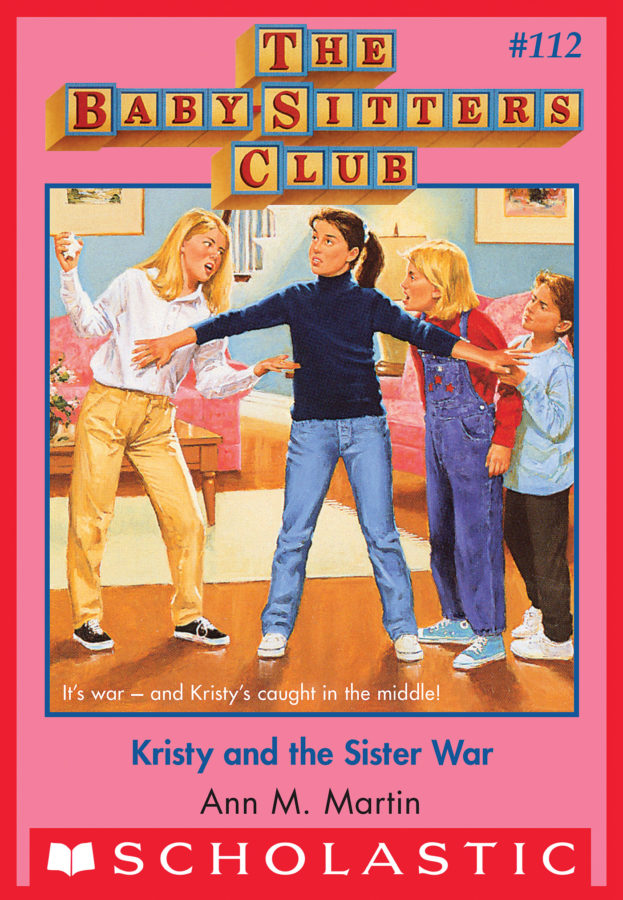Ann M. Martin - Kristy and the Sister War