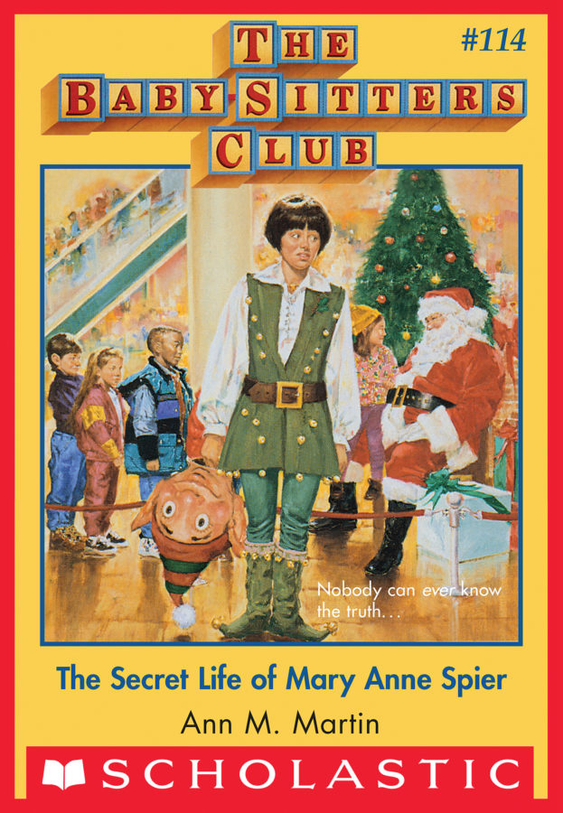 Ann M. Martin - The Secret Life of Mary Anne Spier