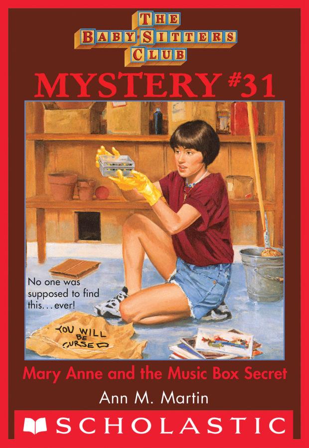 Ann M. Martin - BSCM #31: Mary Anne and the Music Box Secret