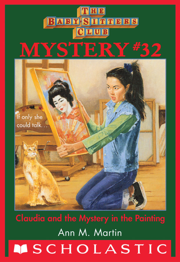 Ann M. Martin - BSCM #32: Claudia and the Mystery in the Painting