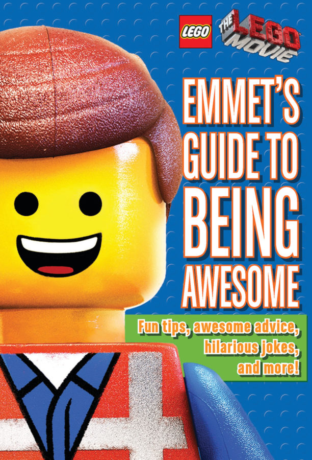 Ace Landers - LEGO The LEGO Movie: Emmet's Guide to Being Awesome