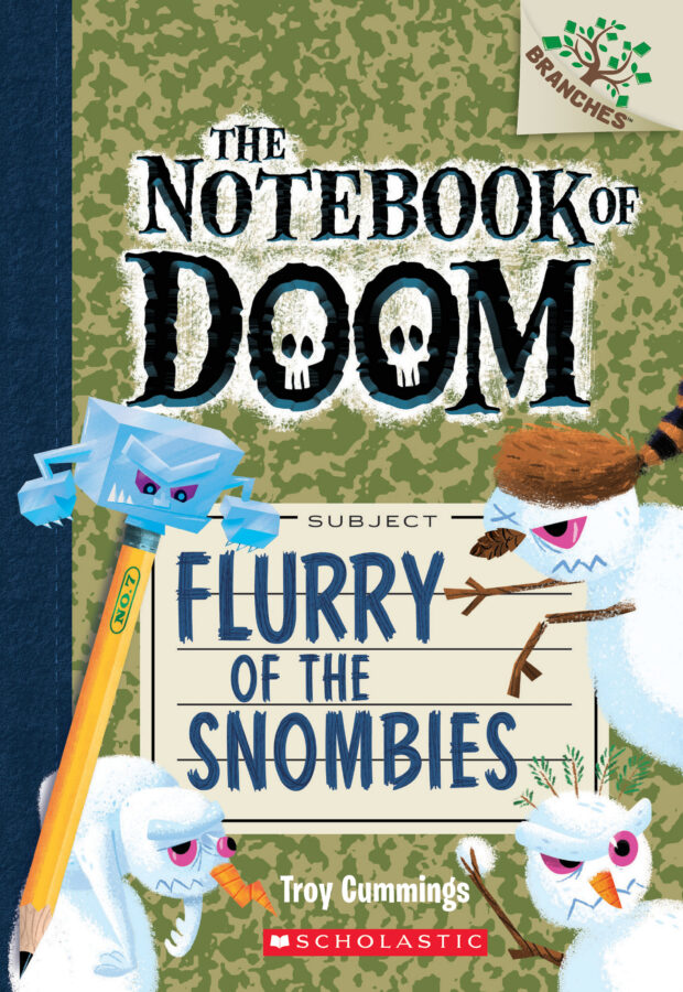 Troy Cummings - Flurry of the Snombies