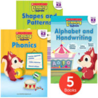 Scholastic Learning Express K2 Complete Set (Ages 5-6)