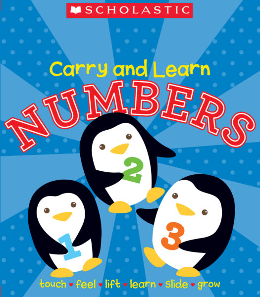 Scholastic - Carry and Learn Numbers