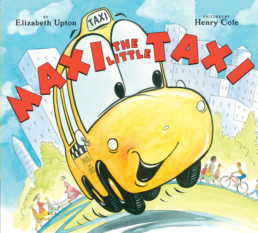 Elizabeth Upton - Maxi the Little Taxi