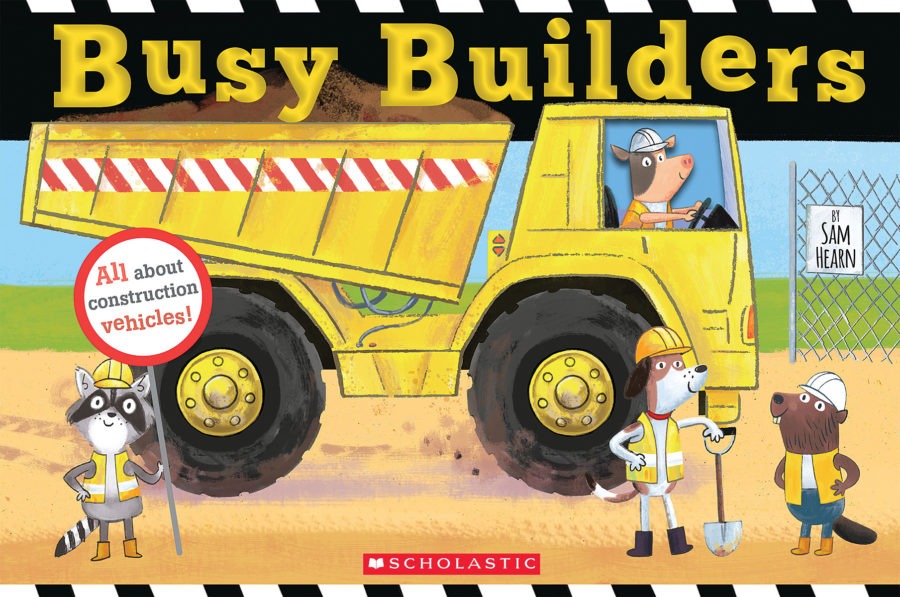 Sam Hearn - Busy Builders