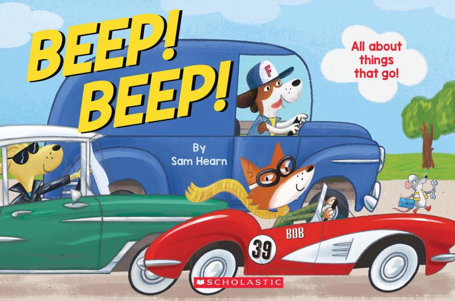 Sam Hearn - Beep! Beep!