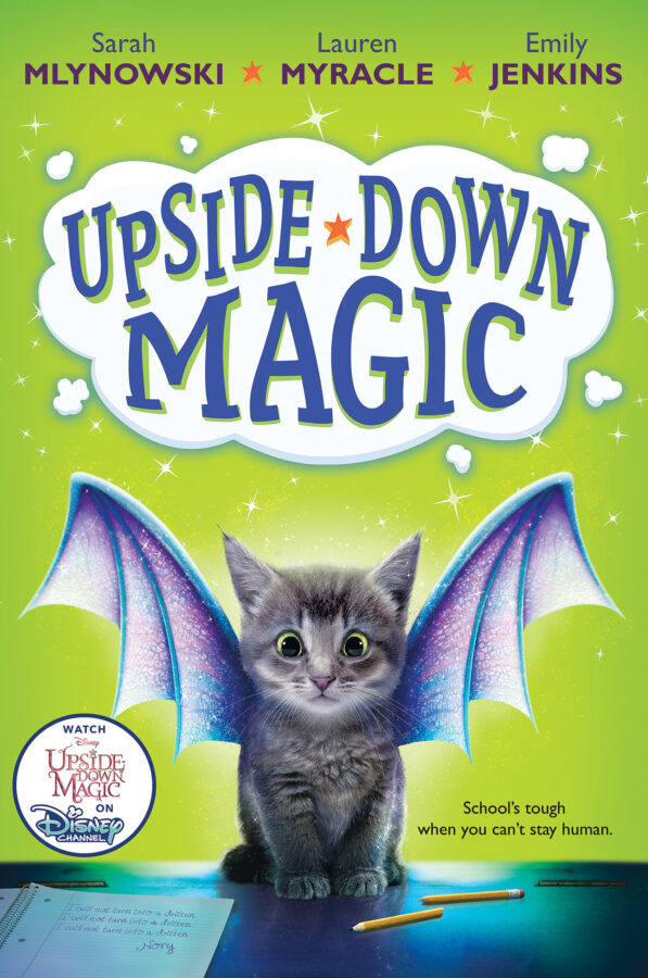 Emily Jenkins - Upside-Down Magic