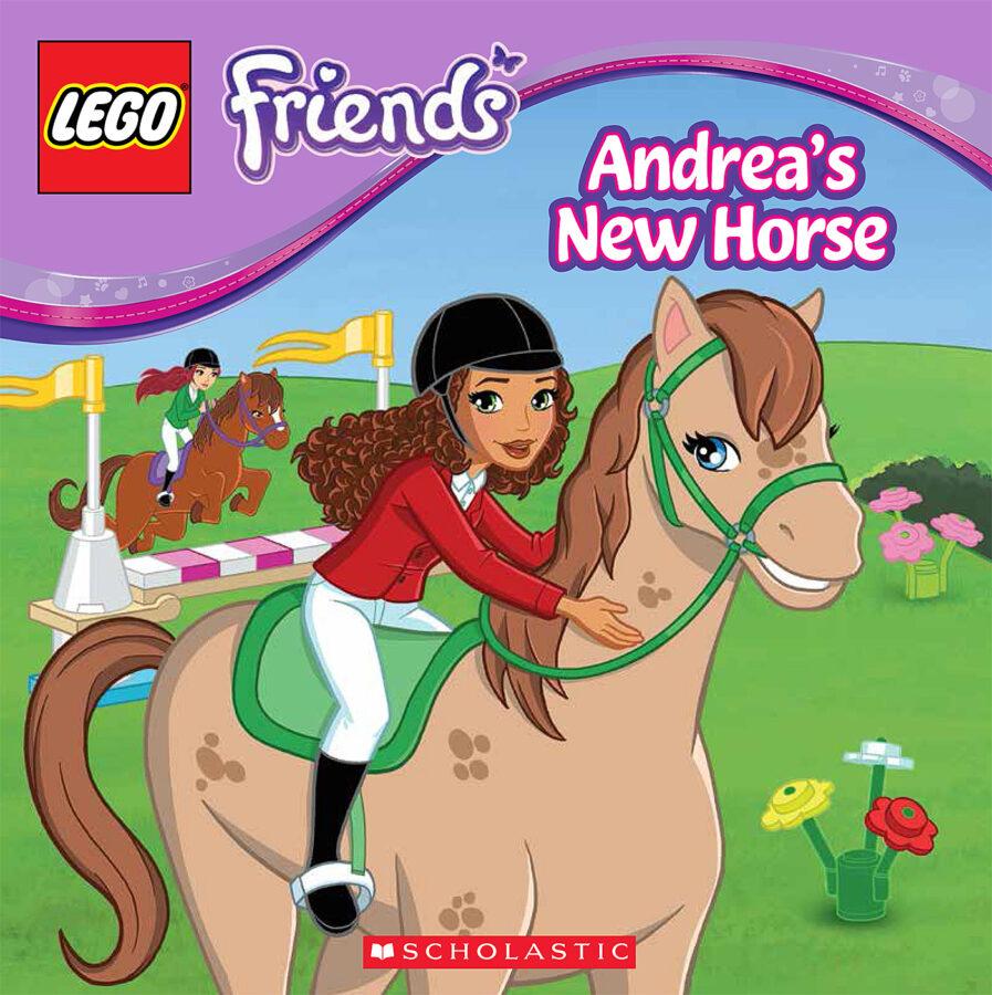Scholastic - Andrea's New Horse