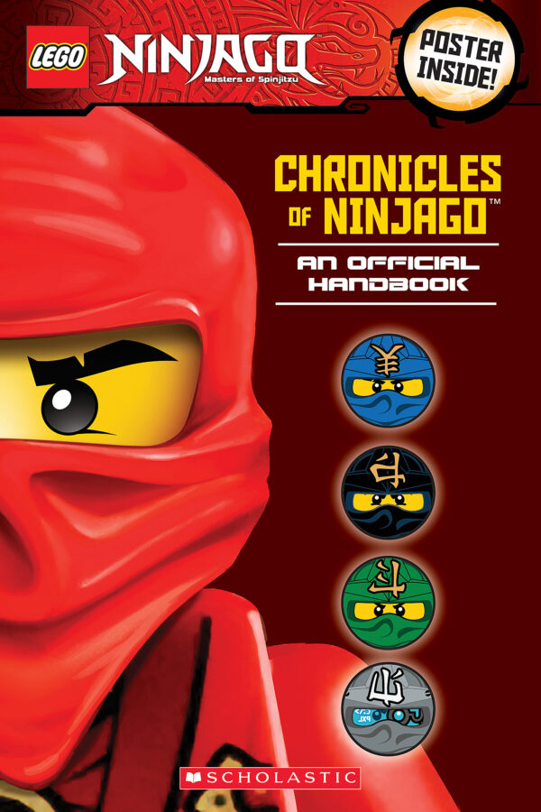 Tracey West - Chronicles of Ninjago