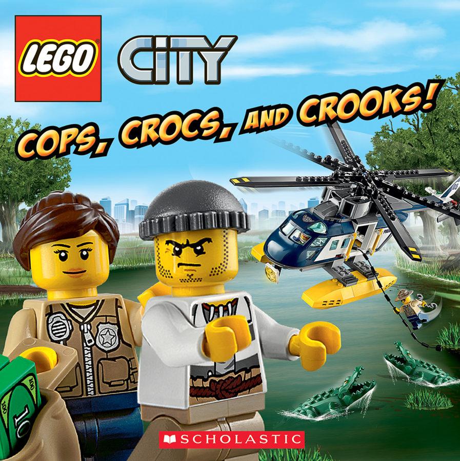 Trey King - Cops, Crocs, and Crooks!
