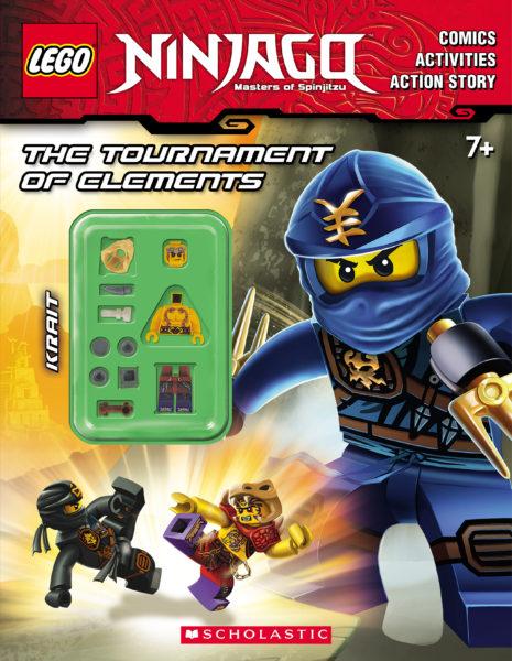 Scholastic - The Tournament of Elements