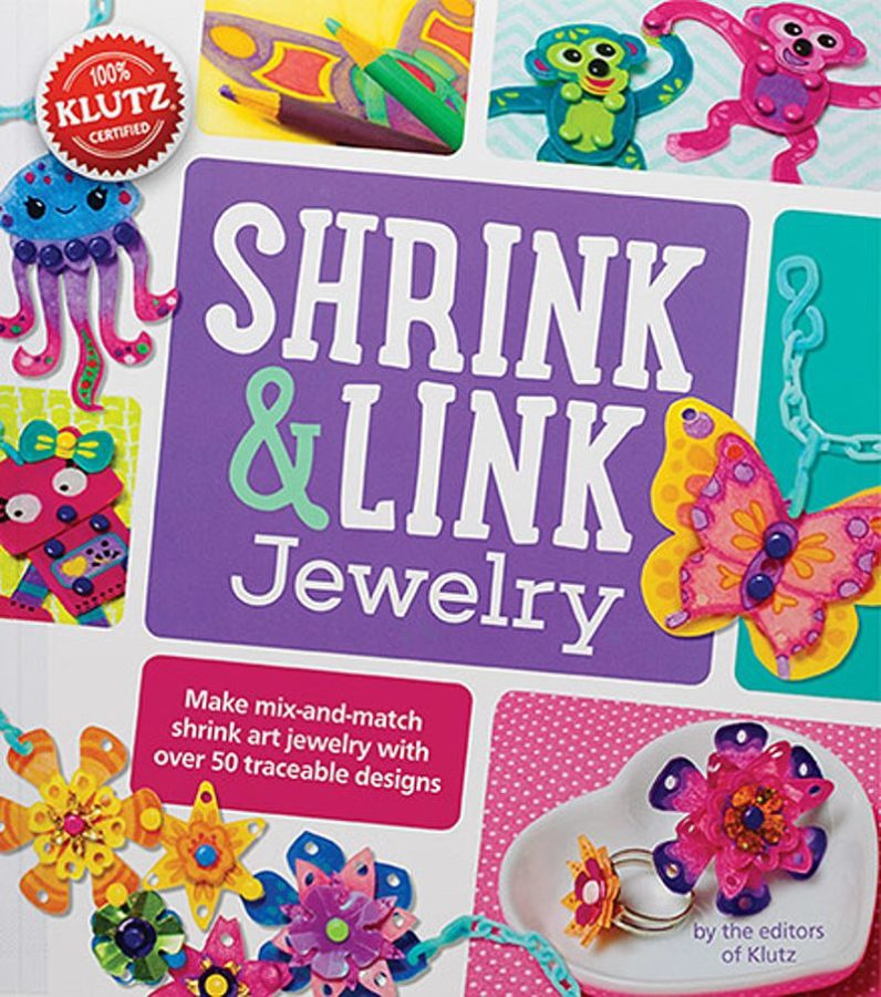Editors of Klutz - Shrink & Link Jewelry