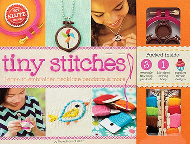 Linda Olbourne - Tiny Stitches