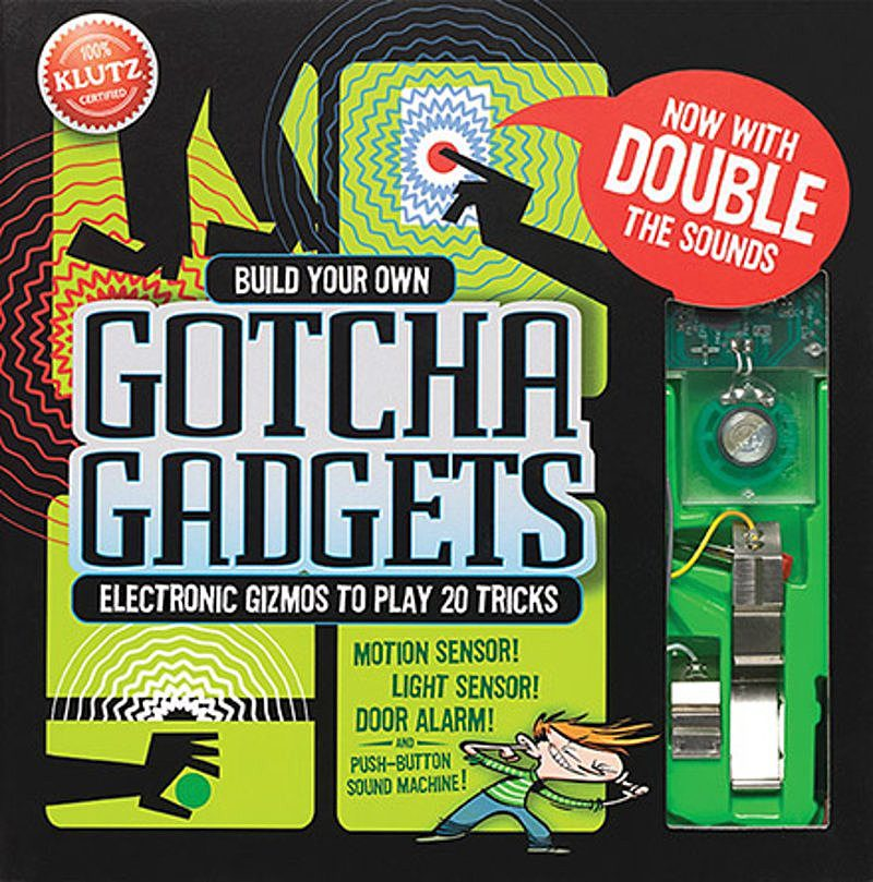 Editors of Klutz - Build Your Own Gotcha Gadgets