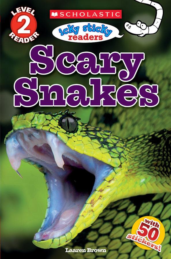 Laaren Brown - Scary Snakes