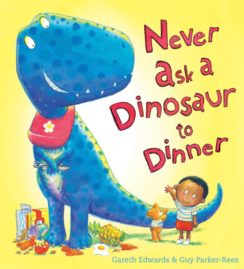 Gareth Edwards - Never Ask a Dinosaur to Dinner