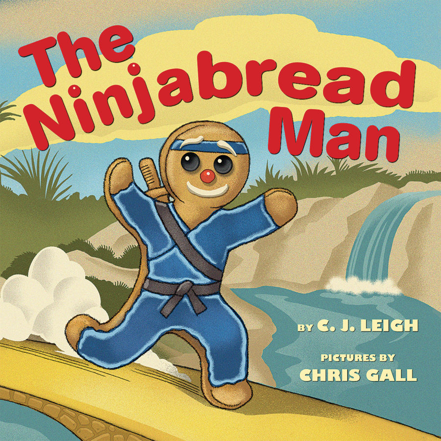 C. J. Leigh - The Ninjabread Man