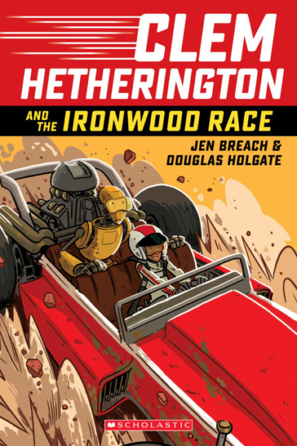 Jen Breach - Clem Hetherington and the Ironwood Race