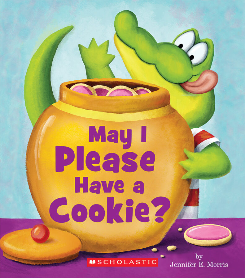 Jennifer E. Morris - May I Please Have a Cookie?