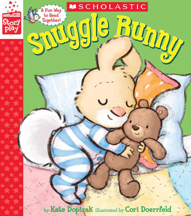 Kate Dopirak - Snuggle Bunny