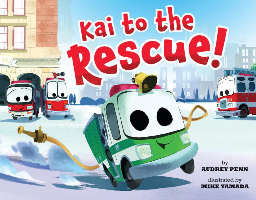 Audrey Penn - Kai to the Rescue!
