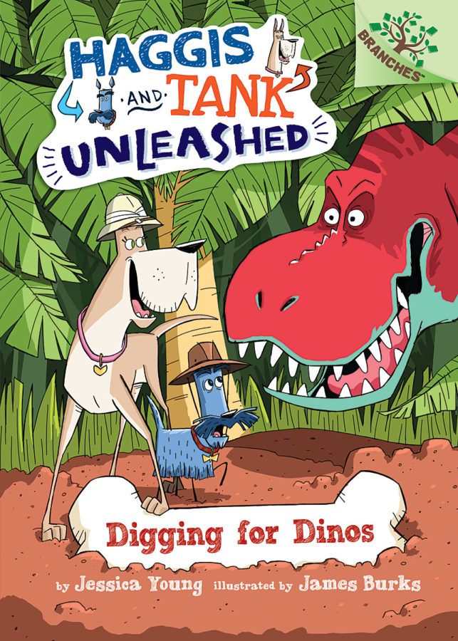 Jessica Young - Digging for Dinos