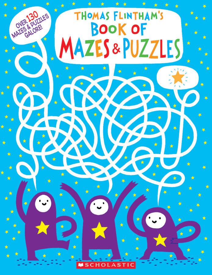 Thomas Flintham - Thomas Flintham's Book of Mazes and Puzzles