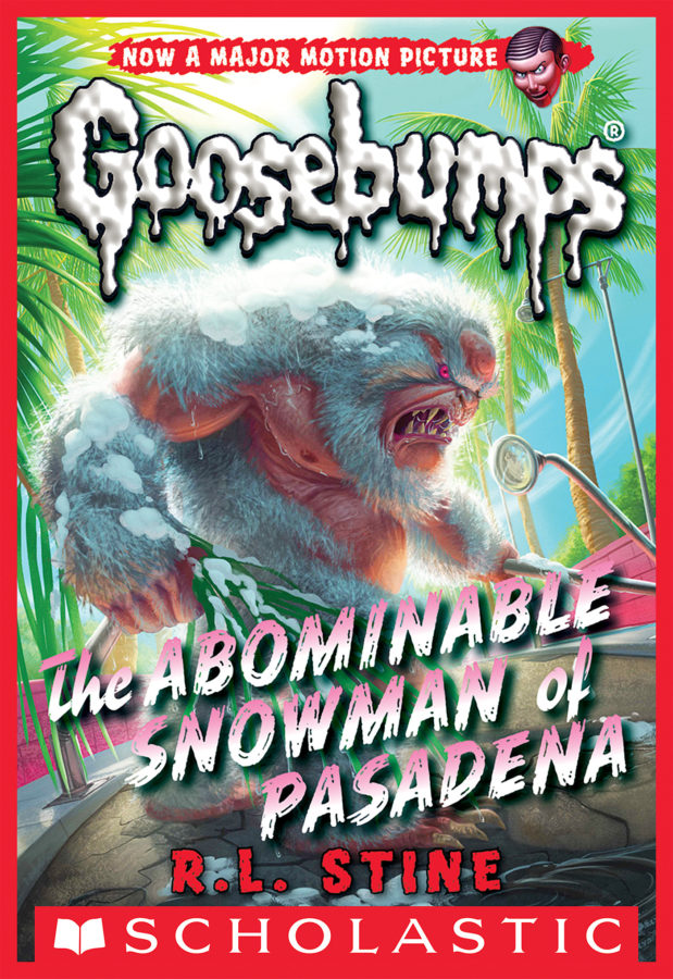 R. L. Stine - The Abominable Snowman of Pasadena