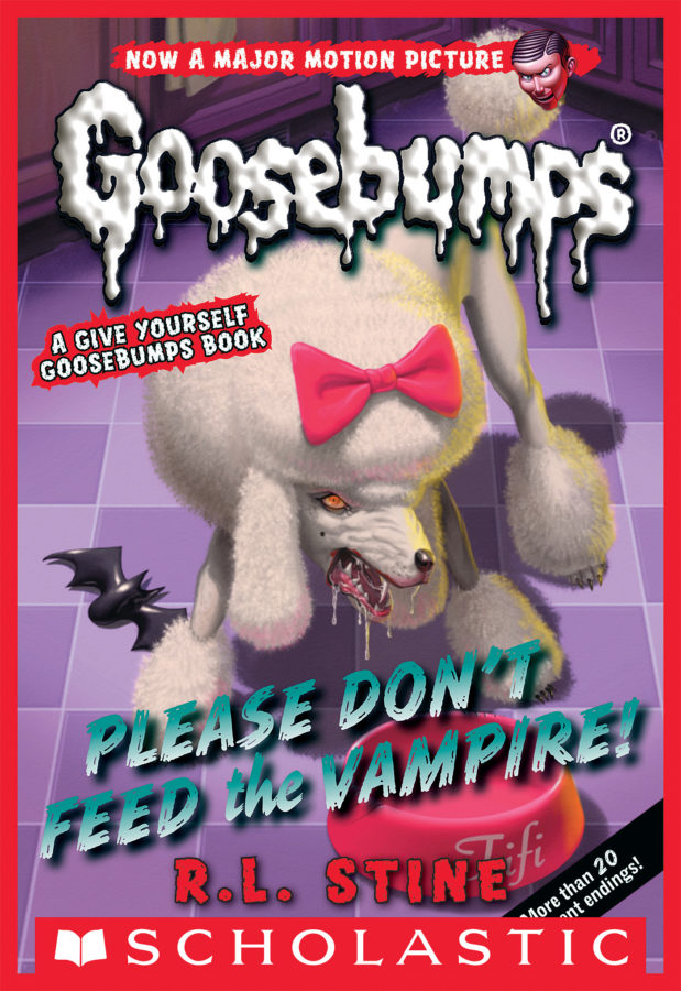R. L. Stine - Please Don't Feed the Vampire!
