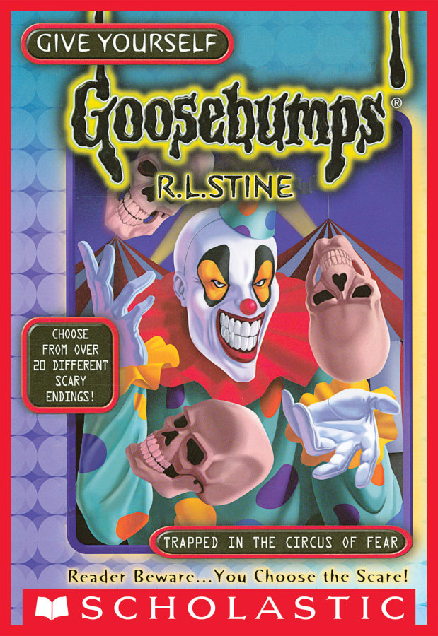 R. L. Stine - Trapped in the Circus of Fear