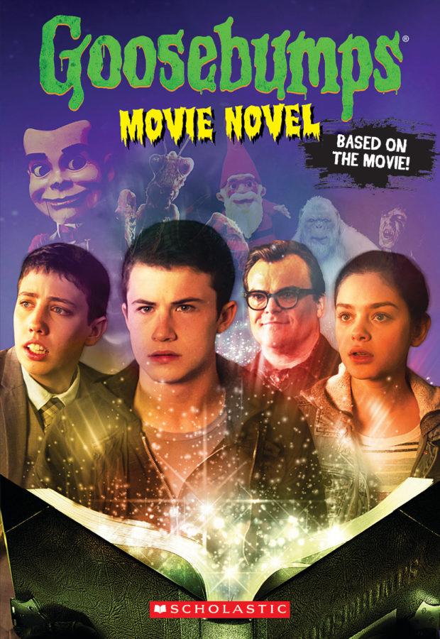 R. L. Stine - Goosebumps The Movie: The Movie Novel
