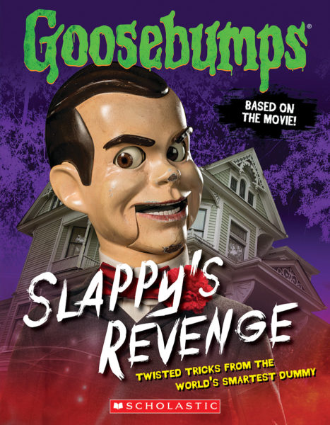 Jason Heller - Goosebumps The Movie: Slappy's Revenge