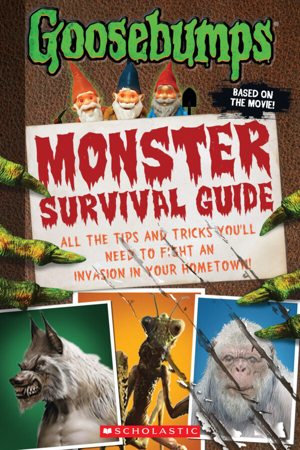 Susan Lurie - Goosebumps The Movie: Monster Survival Guide